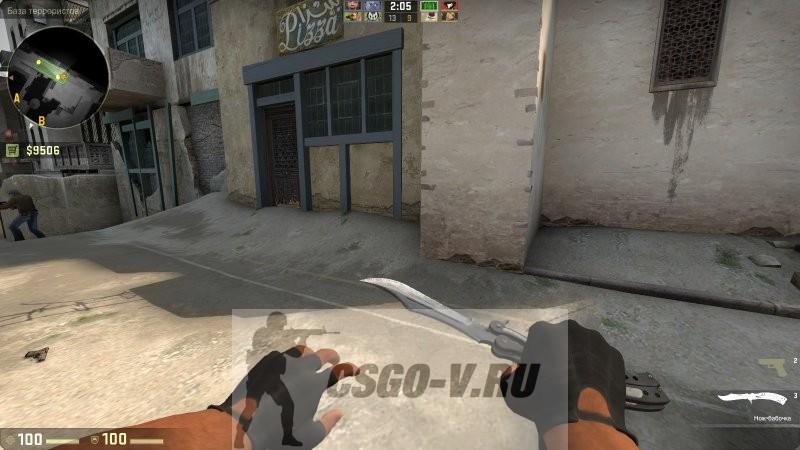 Плагин ножевая дуэль для сервера cs go