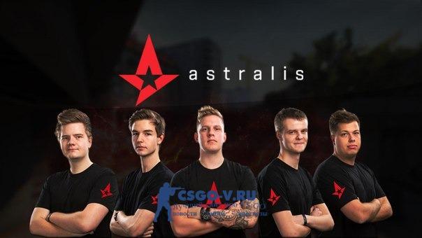 Состав CS:GO команды Astralis