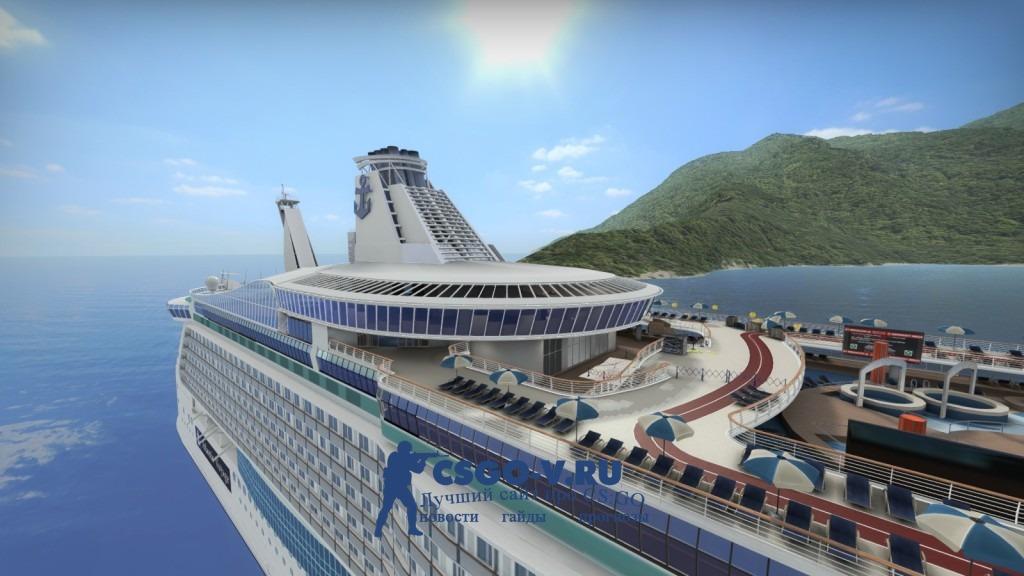 Карта Cruise CS:GO