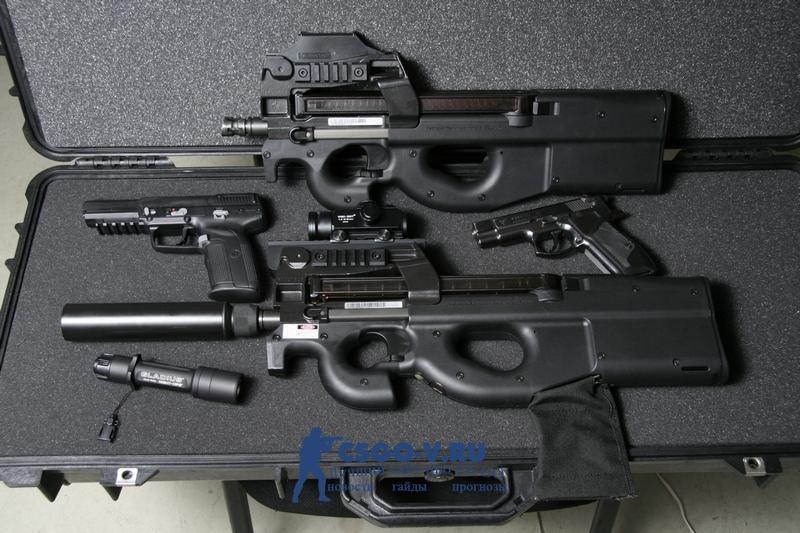 P90 петух