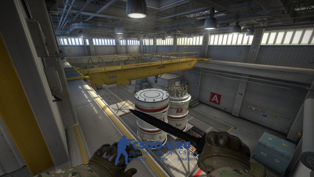 Новый Nuke CS:GO - операция Wildfire