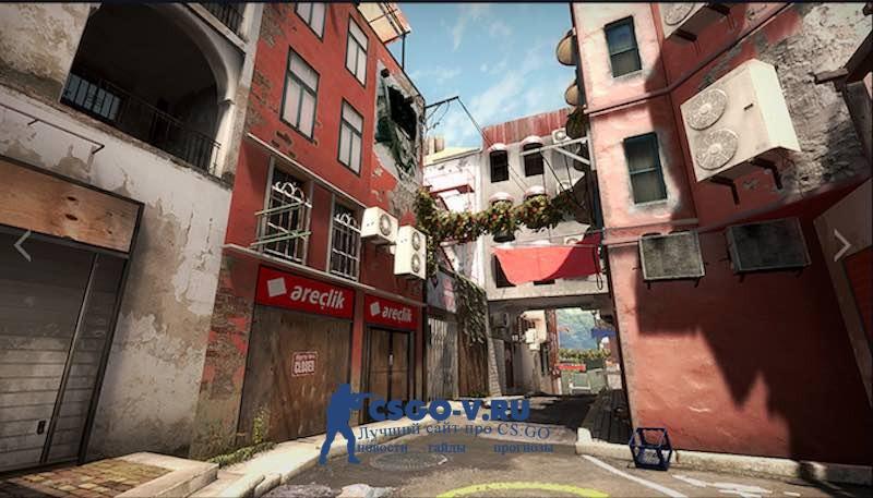 Карта Mikla CS:GO
