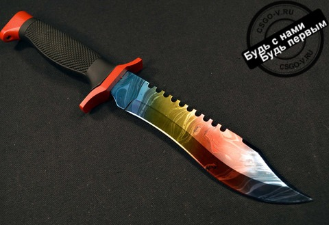 Bowie Knife КС ГО