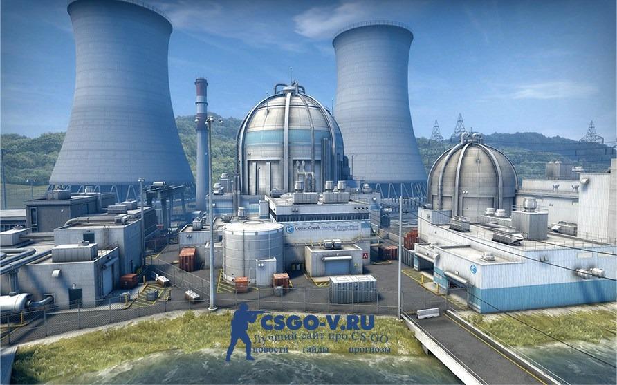 Изменения на новом nuke