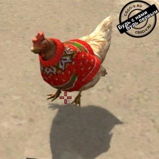 Нарядные курицы