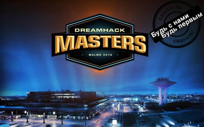 DreamHack Masters Malmo 2016