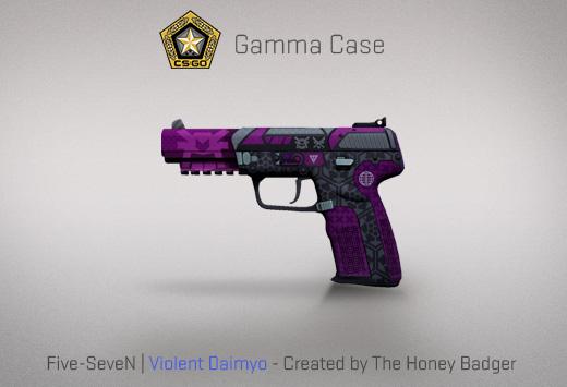 Five-Seven Violent Daimyo