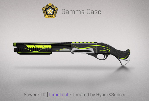 Sawed-Off Lamelight