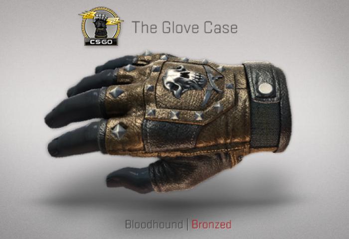 bloodhound-bronzed