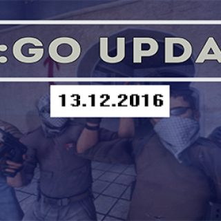Обновление CS:GO 13.12.2016