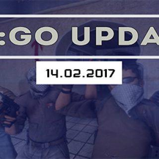 Обновление CS:GO 14.02.2017