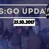 Обновление CS GO 25.10.2017