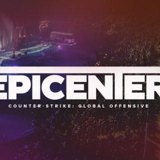 Трансляция EPICENTER 2017