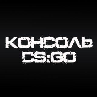 Консоль в CS:GO