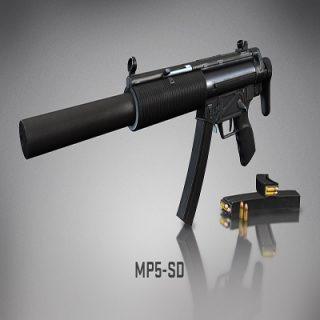 MP-5 SD в CS:GO